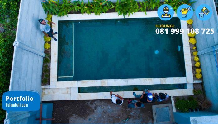 jasa pembuatan kolam renang di lombok
