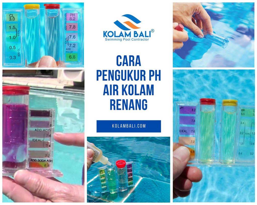 Alat Pengukur PH Air Kolam Renang
